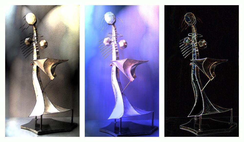 Skulptur ''frau''