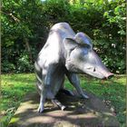 Skulptur im Park
