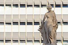 Skulptur in Zürich