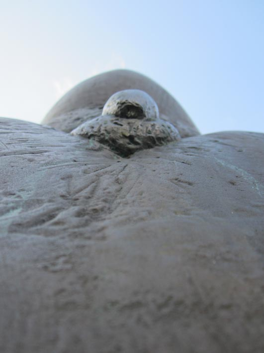 Skulptur Räuber Hanebuth