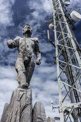 Skulptur von Mario Gasser