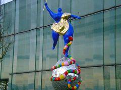 Skulptur von Niki de Saint Phalle