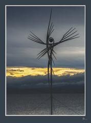 Skulptur von Peter Lenk