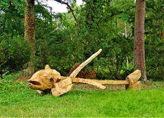 Skulptur von Peter Ripka