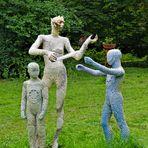 Skulpturen - Gruppe bei Beikirchers