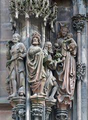 Skulpturen - Gruppe