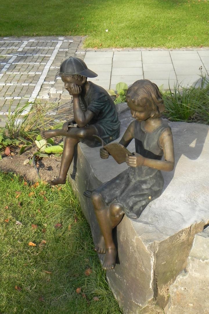 Skulpturen im Klinikum - November 2011