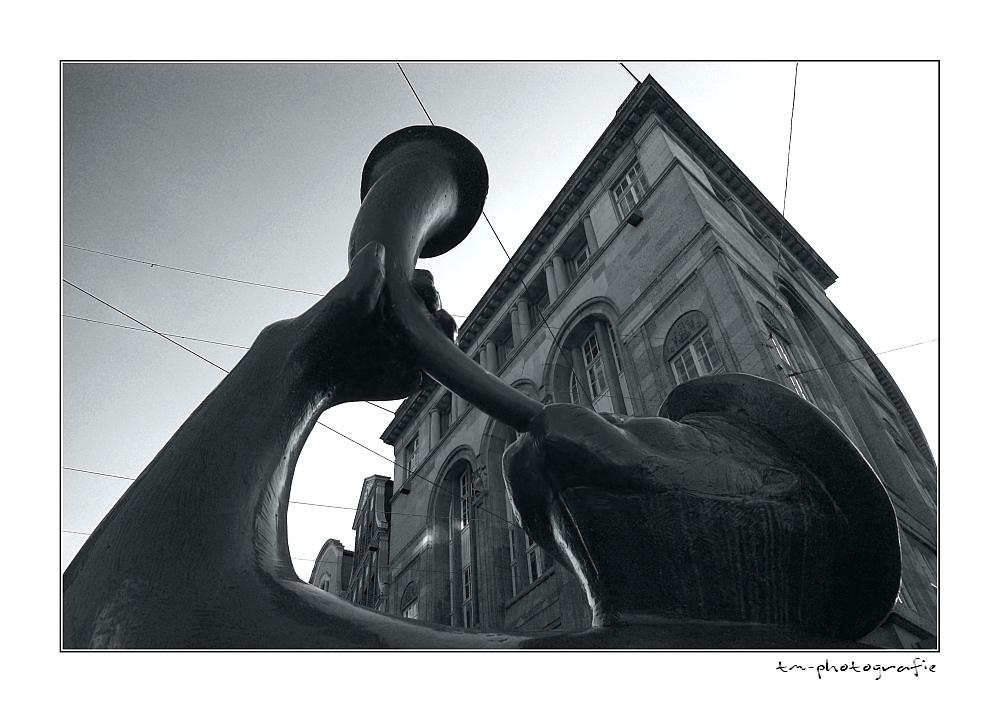 Skulpturen in Bremen III
