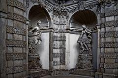 Skulpturengruppe Nymphenbad Zwinger Dresden