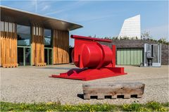 Skulpturenhalle der Thomas Schütte Stiftung