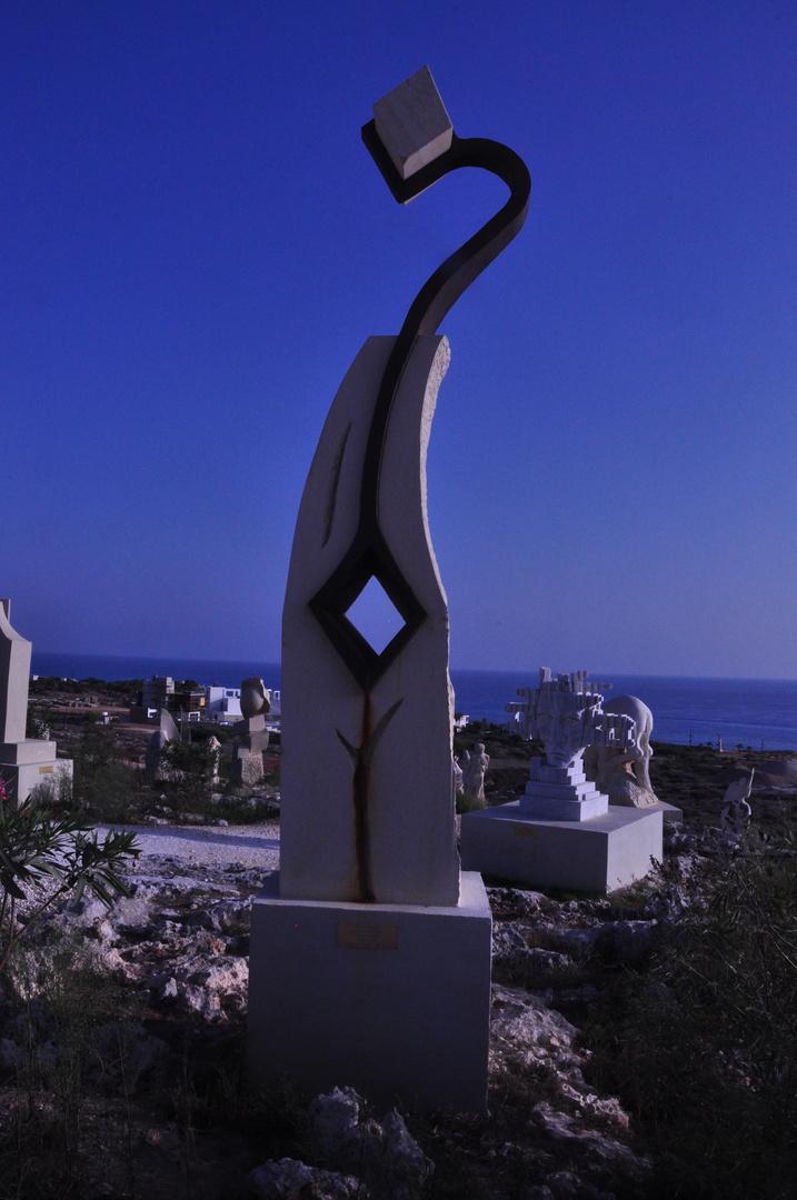 Skulpturenpark Agia Napa 01