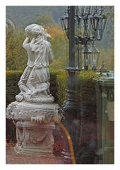 Skulpturspiegelung