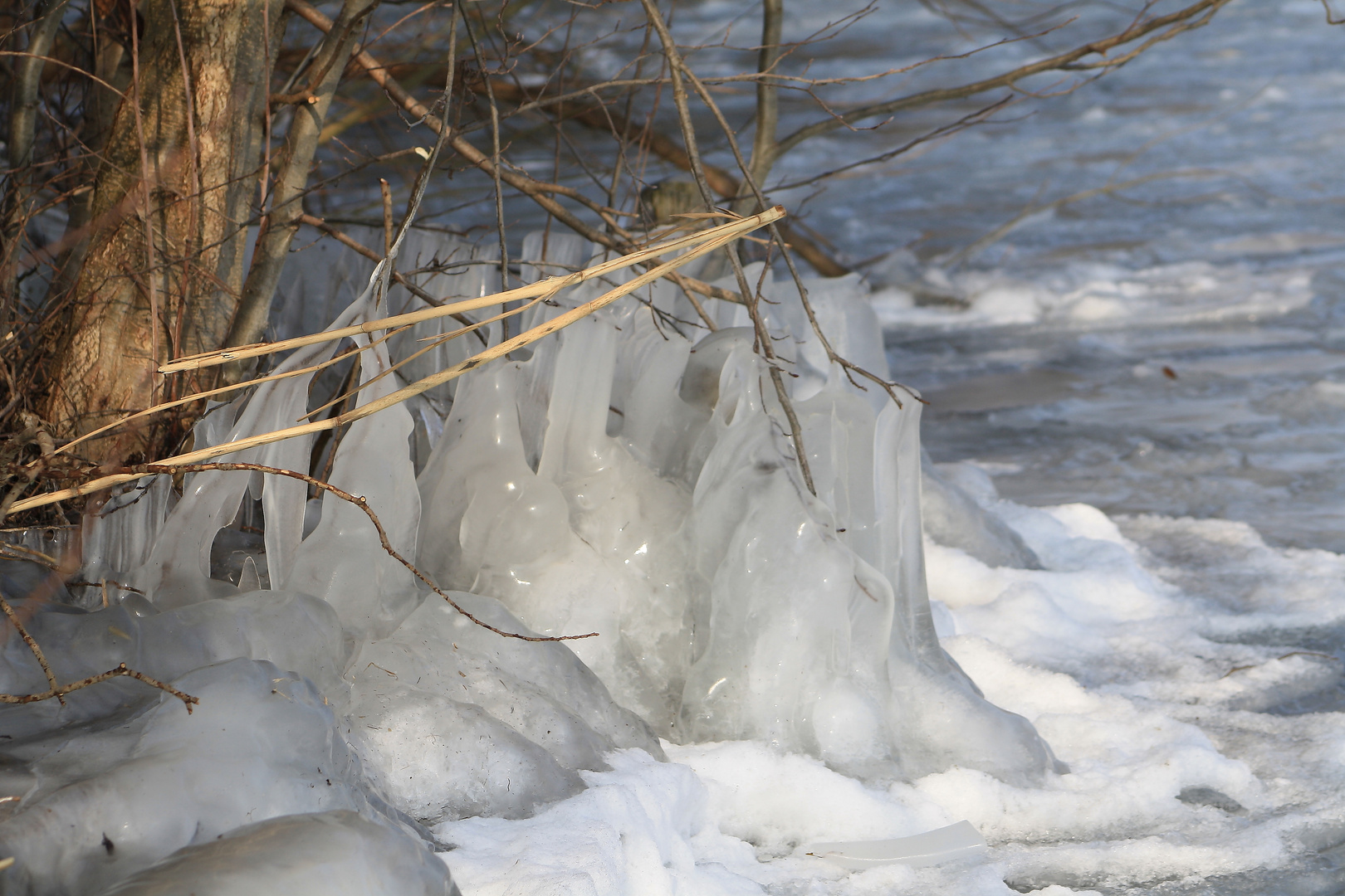 Skurile Eisformation