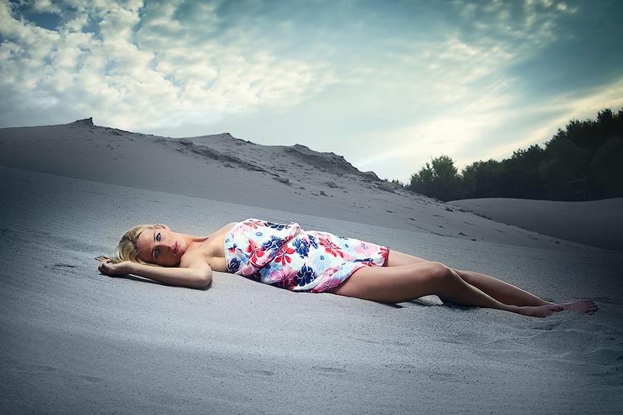 [ ... Sky and Sand ... ]