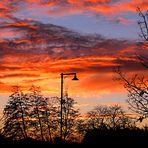 Sky at 06:00 p.m. .............
