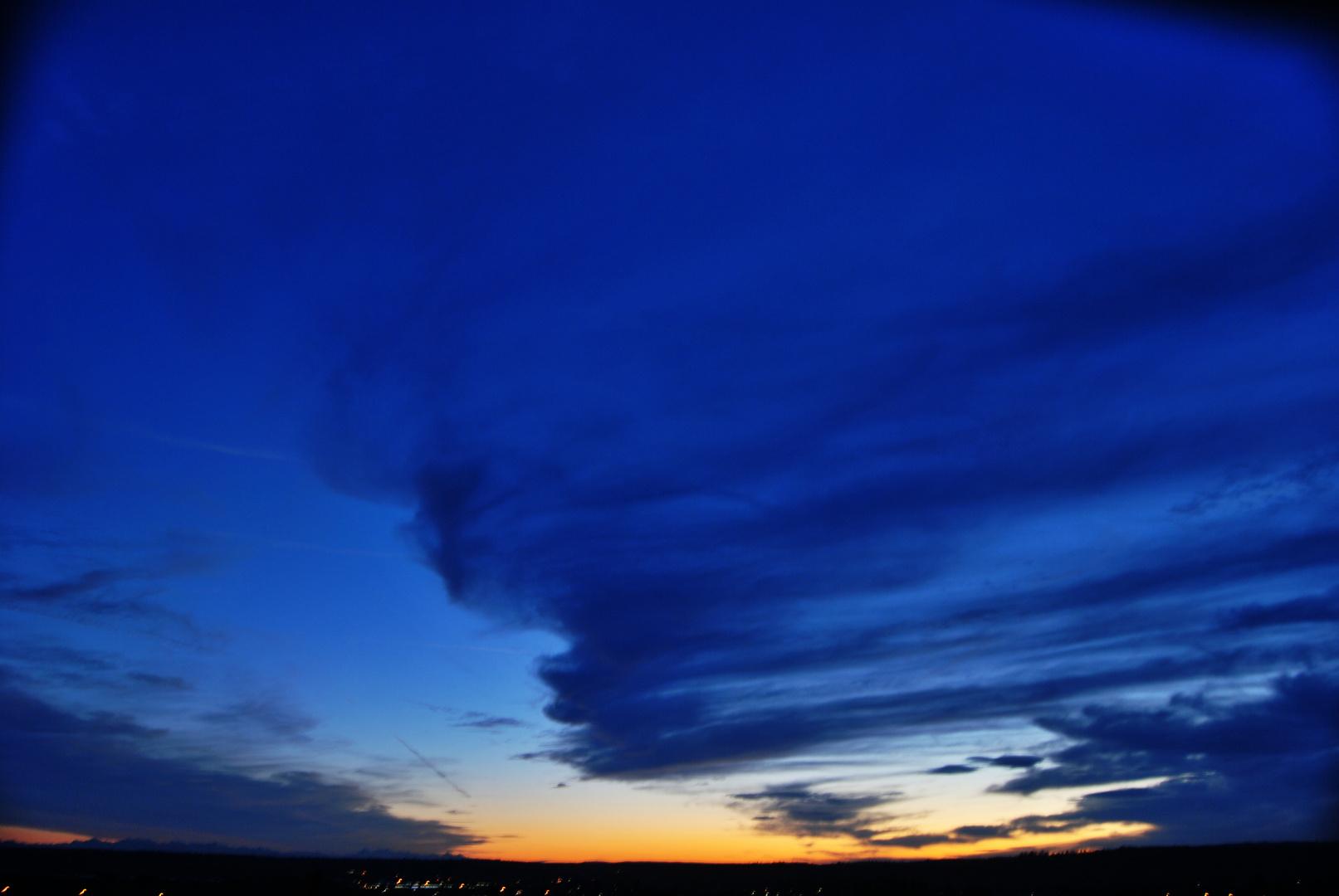 Sky at Autum