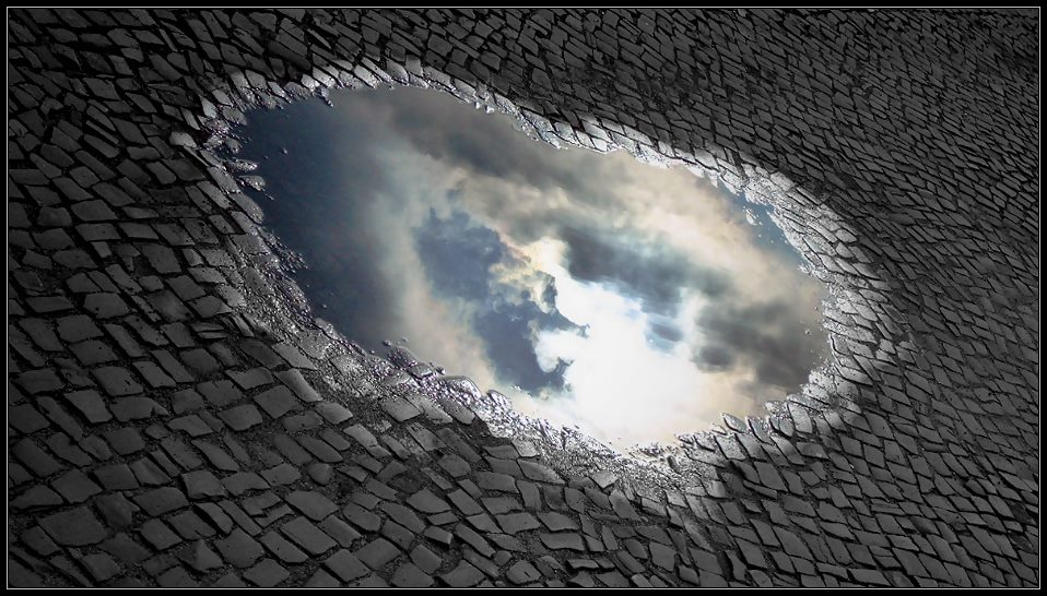 Sky in a puddle [ Revised ]