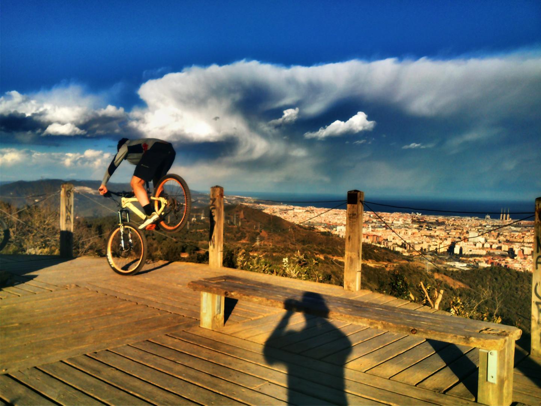 Sky is the limit, BikeCeloNa...