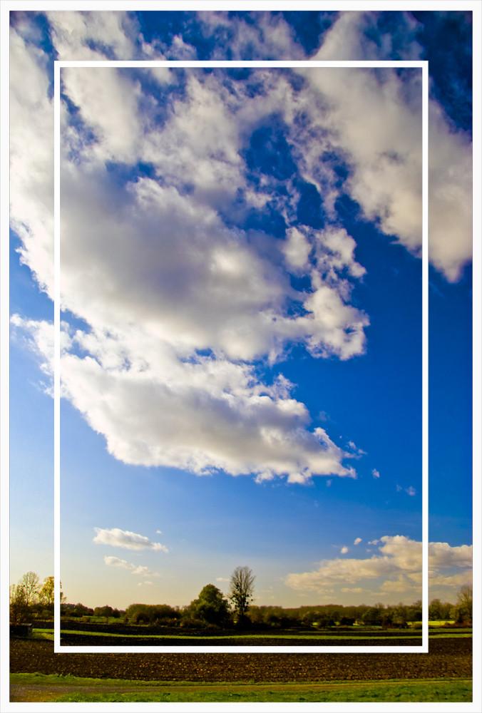 Sky, looming