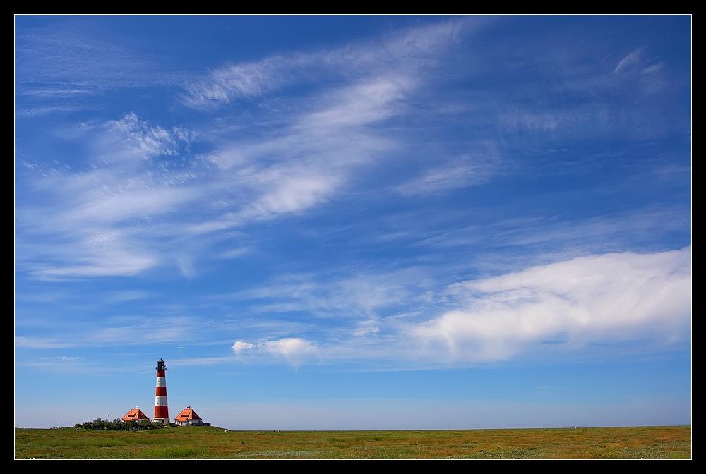 Sky over Westerhever