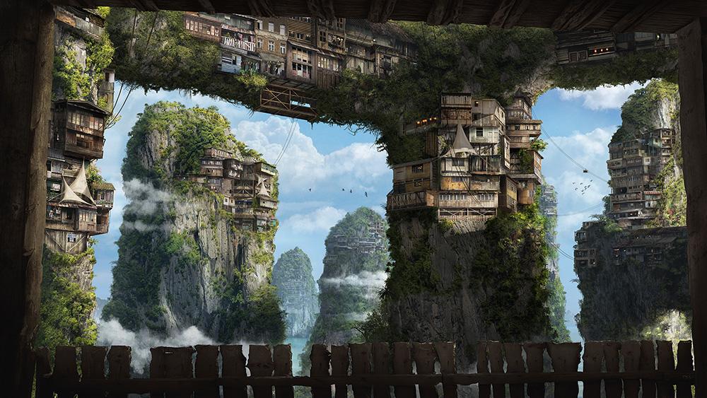 ~ Sky Village ~