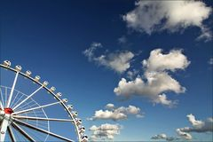 * sky wheel *