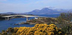 Skye- Bridge mit Gingster