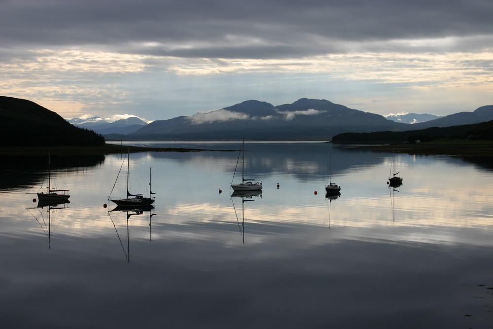 Skye / Schottland