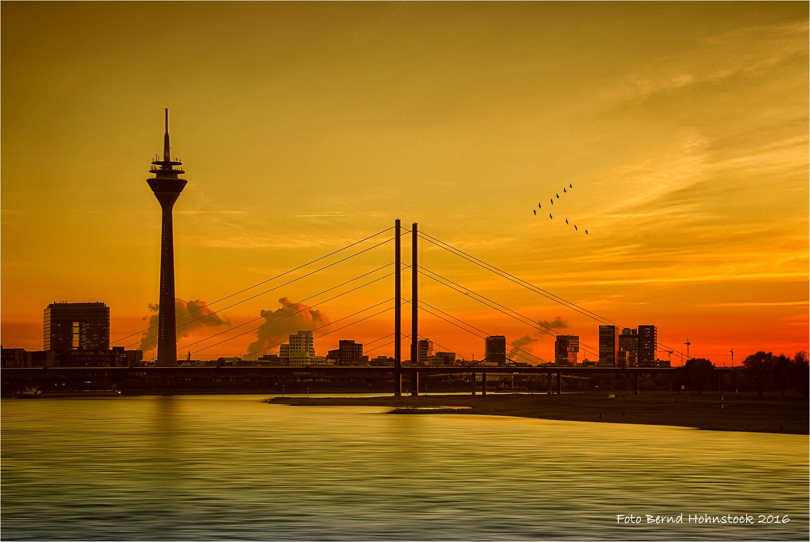 Skyline am Niederrhein ....