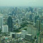 Skyline Bangkok - Bajoke view