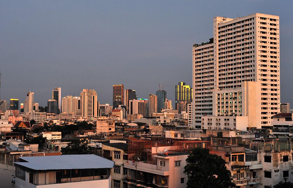 Skyline Bangkok II