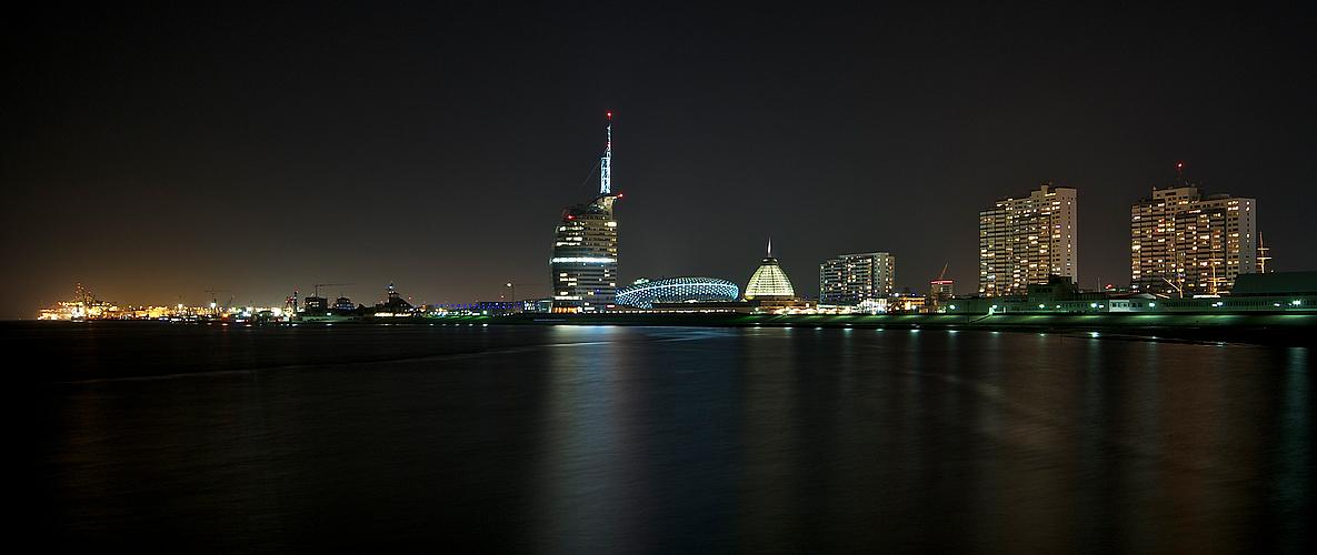 Skyline Bremerhaven #
