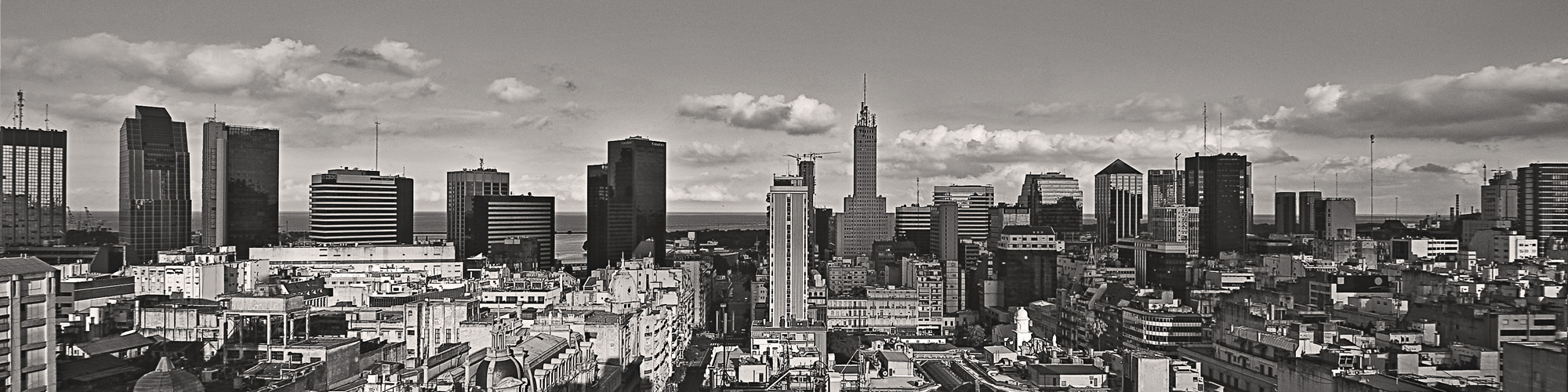 Skyline Buenos Aires - Panorama -