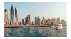 Skyline - Dubai Marina