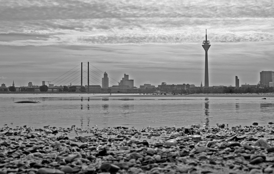 skyline düsseldorf I