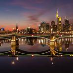Skyline Frankfurt # 02