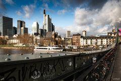 Skyline, Frankfurt a. M.