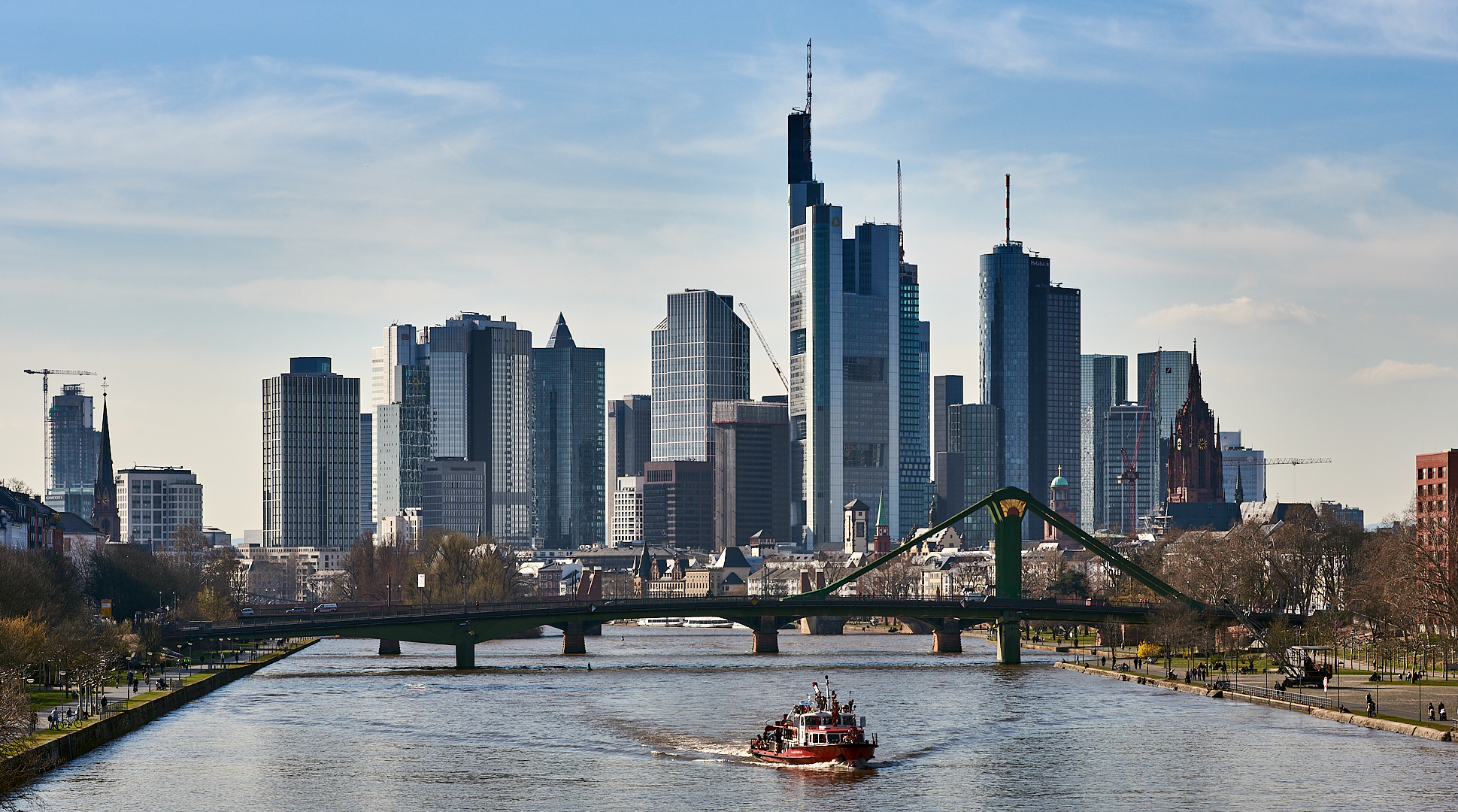 skyline auf deutsch