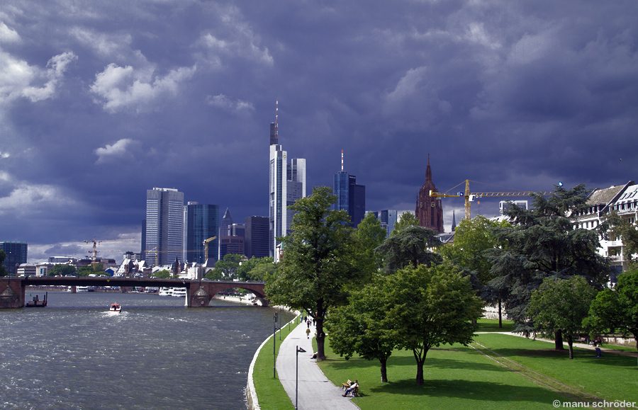 Skyline Frankfurt am Main II