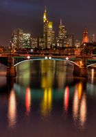 Skyline Frankfurt - HDR 2