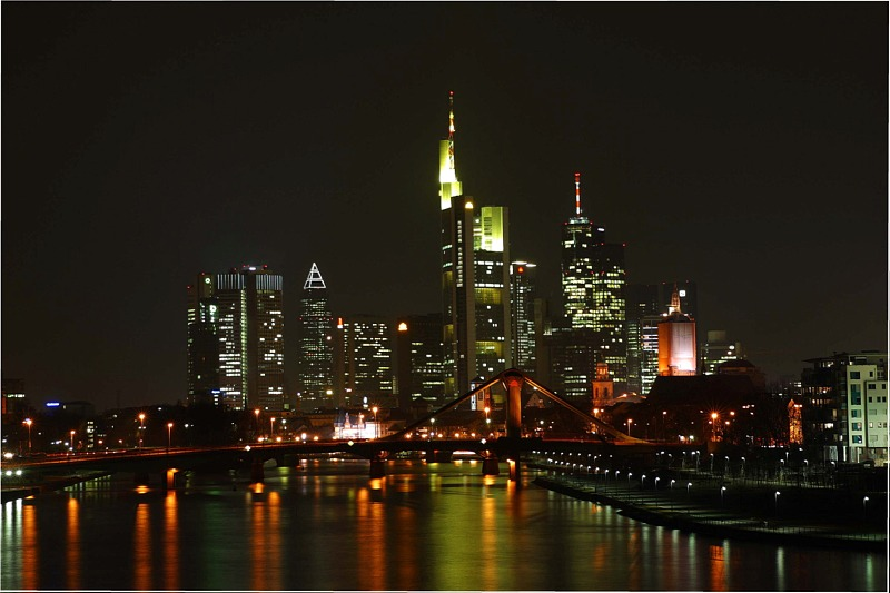 Skyline Frankfurt II