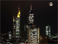 :: Skyline Frankfurt II ::