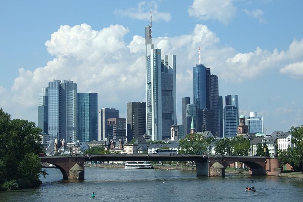 Skyline Frankfurt/Main