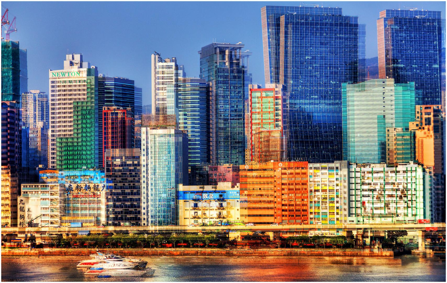 [Skyline Hongkong 2]