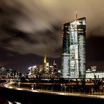 Skyline in Frankfurt City 1