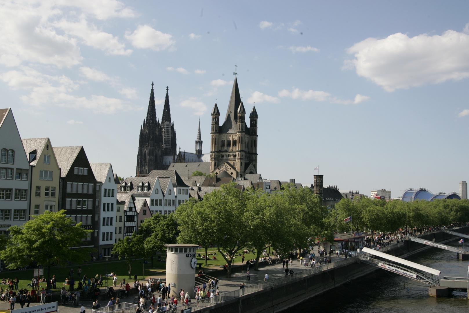 Skyline Köln I
