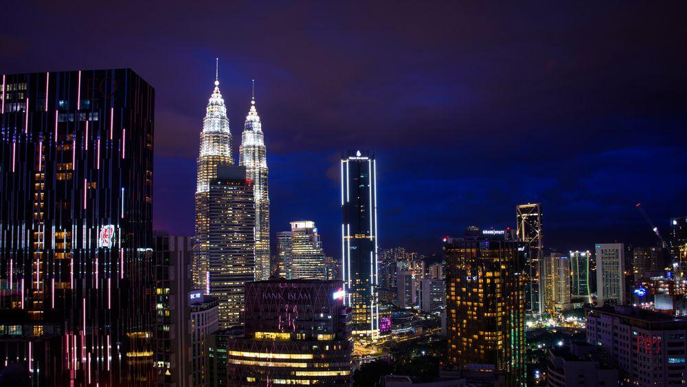 Zwischenlandung in Kuala Lumpur Foto & Bild | architektur