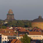 skyline Leipzig Südost