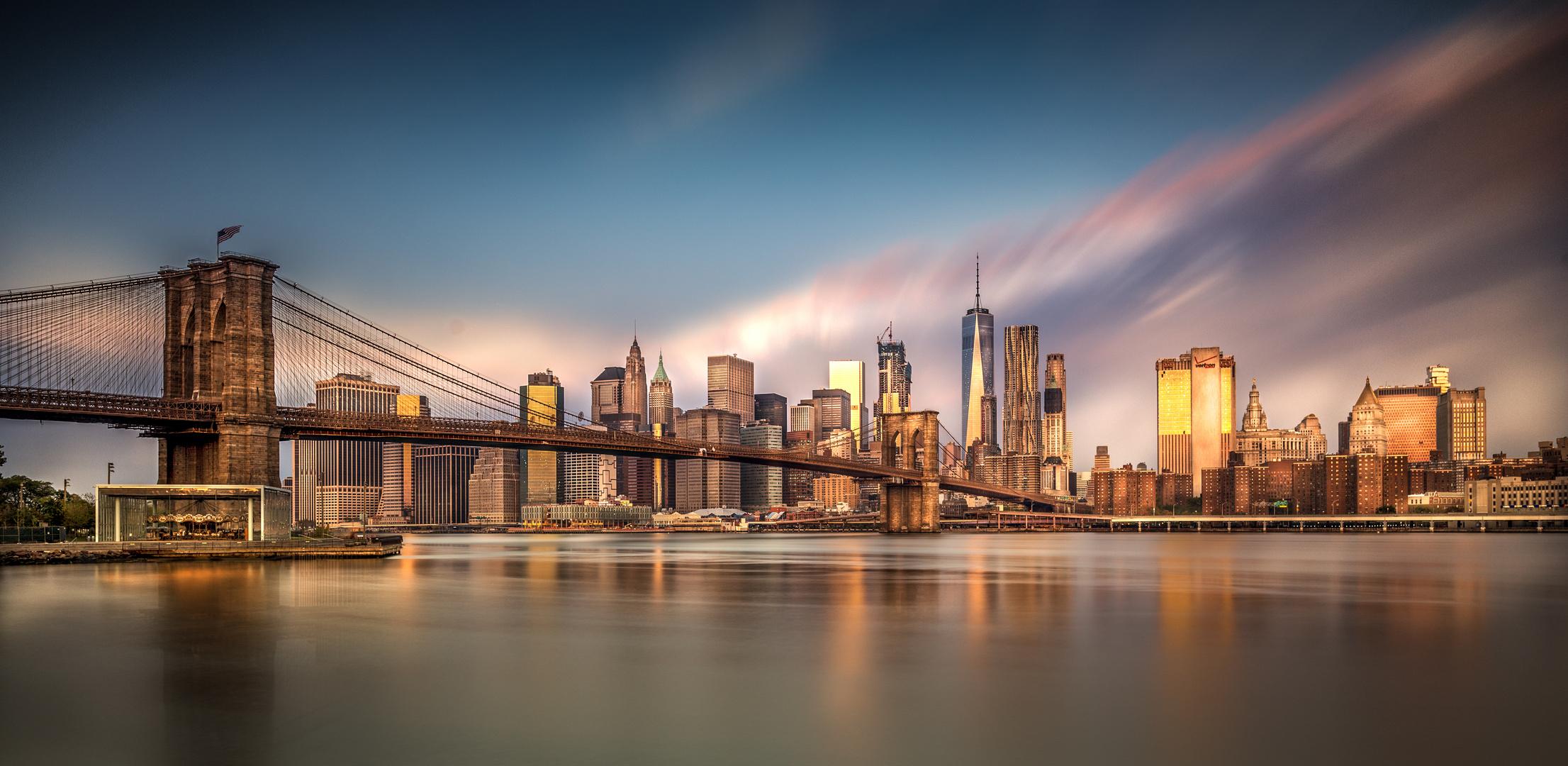 Skyline New York Foto Bild Architektur North America