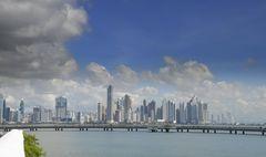 Skyline Panama-City